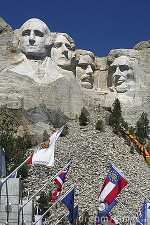 Free Mt. Rushmore Royalty Free Stock Images - 4981369