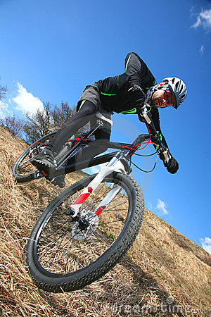 Free Mtb Extreme Stock Photography - 19009592