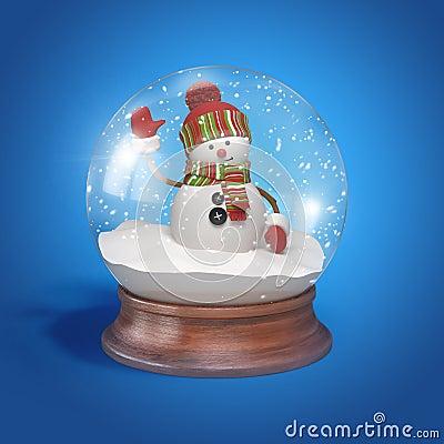 Casa de este alojamiento diseno de la casa nieve bola - Bola nieve cristal ...