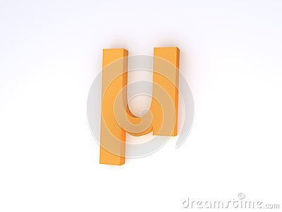 Mu symbol