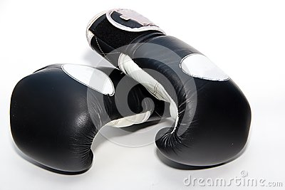 Muay tajlandzkie bokserskie rękawiczki