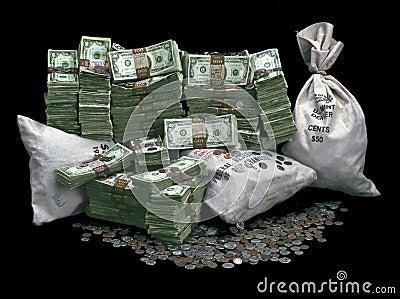 Mucchio di soldi