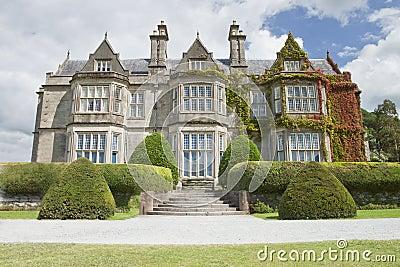 Muckross House in Killarney National Park, Ireland
