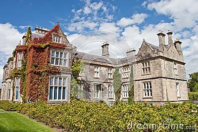 Muckross House in National Park Killarney-Ireland.