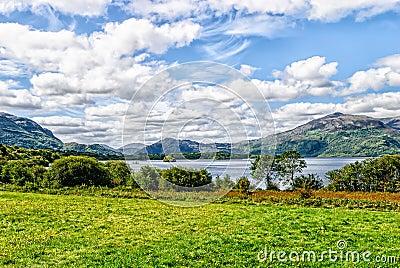 Muckross Lake, Killarney, Ireland