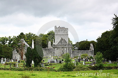 Mucross Abbey, Killarney