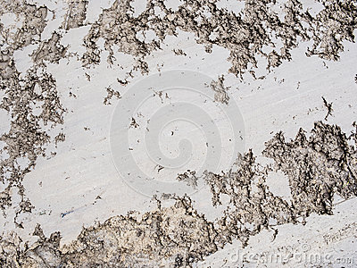 Mud construction background