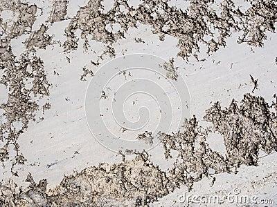 Mud construction background