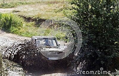 Mud devourer
