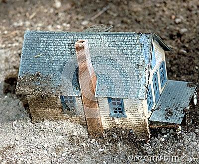 Mud house 1