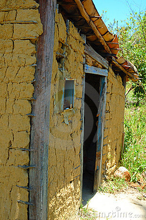Free Mud House Stock Photography - 3568452