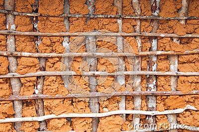 Mud house Wall