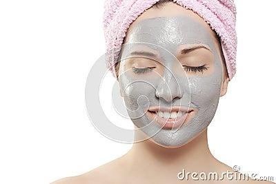 Mud mask