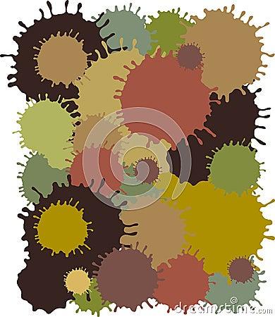 MudBlots camouflage