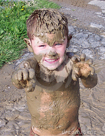 Muddy Monster