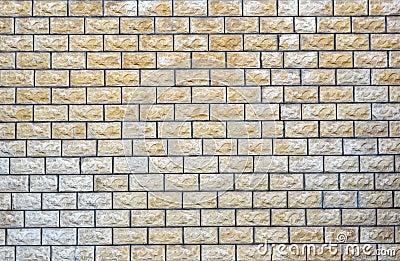 Muddy wall tiles