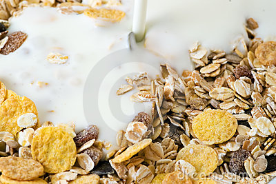 Muesli and Milk