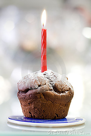 Muffin κεριών