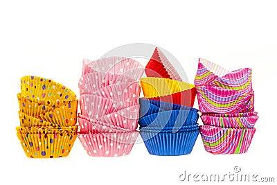 Muffin baking cups