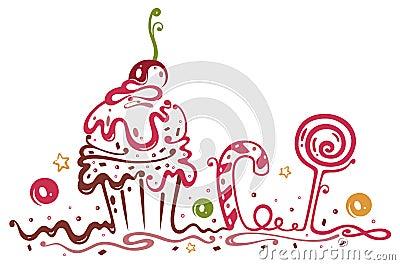 Muffin, birthday