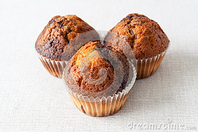 Muffin cakes