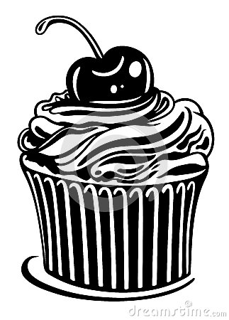 Muffin Cupcake Royalty Free Stock Photography Image