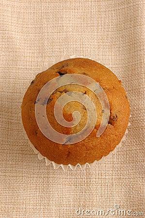 Muffin on Napkin