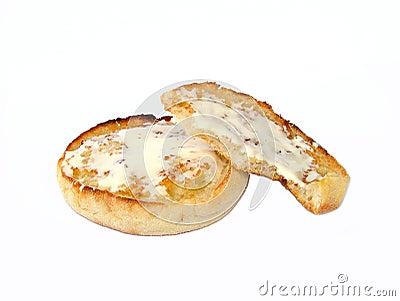 Muffins cream cheese