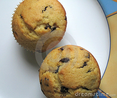 Muffins - Plate