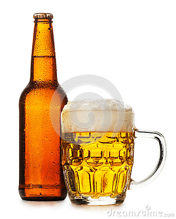 Mug Of Beer Stock Images - Image: 27925894