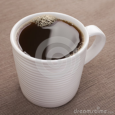 Mug of Espresso Coffee