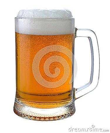 Free Mug Of Beer Stock Photography - 17512012