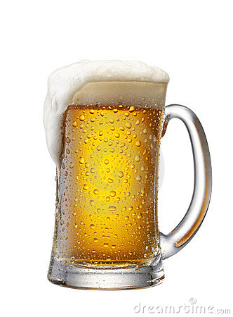 Free Mug Of Beer Royalty Free Stock Photography - 5000167
