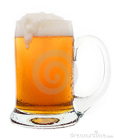 Free Mug Of Beer Stock Photo - 5260040