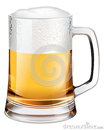 Free Mug Of Beer Royalty Free Stock Photos - 8098638