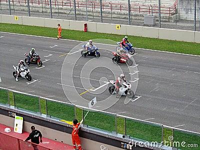 Mugello Circuit Editorial Photo