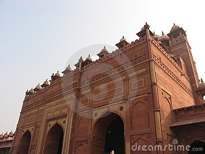 Mughal architecture India
