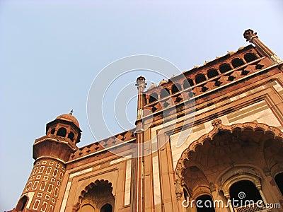 Mughal tomb India