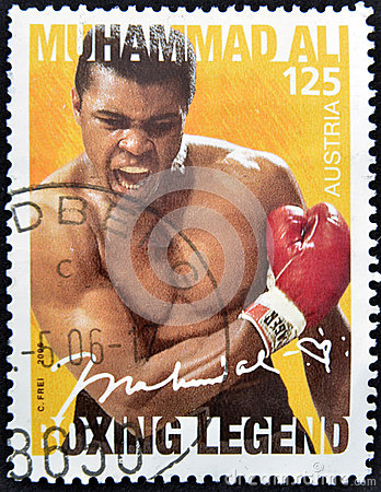Free Muhammad Ali Royalty Free Stock Photography - 26465137