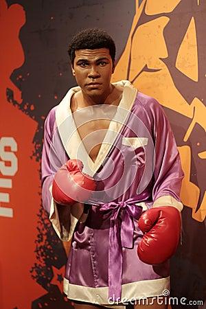 Muhammad Ali Editorial Photography