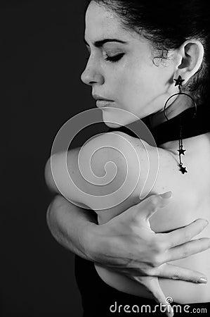 Mujer apasionada