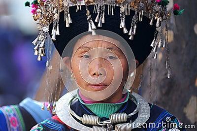 imagen mujer china: