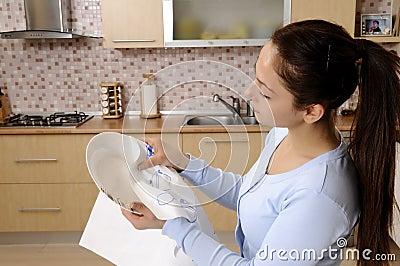 Señoras que limpian casas