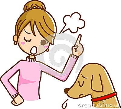 Mujeres y animales domésticos