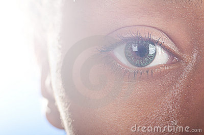 Mulatto eye