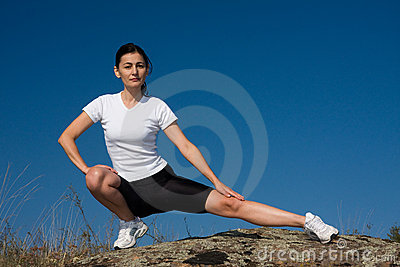 Mulher atlética