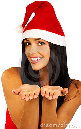 Mulher de Santa