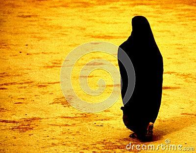 Mulher Marrocos