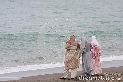 Mulheres de Marrocos