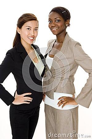 Mulheres de negócio